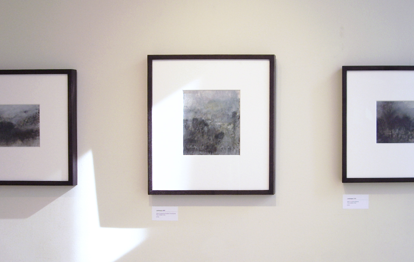 Nicholas Herbert | Mixed Media Landscapes | About the Work